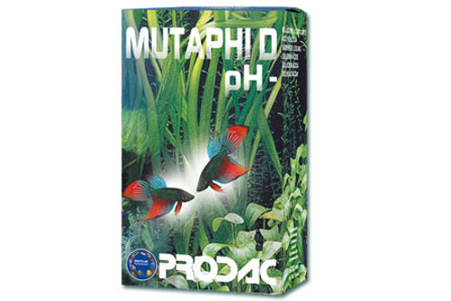 "PRODAC MUTAPHI ""D"" pH- ( 100 ML)"