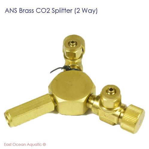 CO2 3 way Splitter