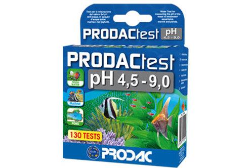 PRODAC TEST pH 4,5 - 9,0