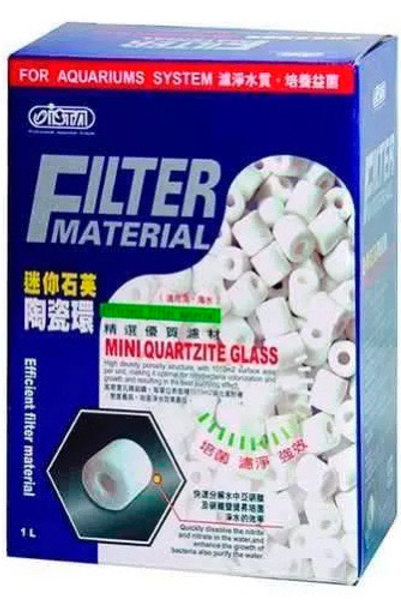 Ista Filter Material Quartzite Glass 1L