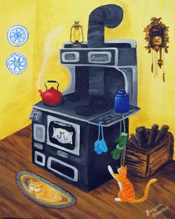 Grandmas stove