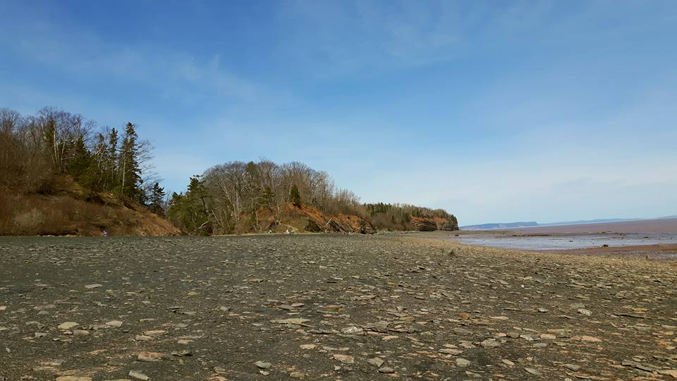 Blue Beach Nova Scotia
