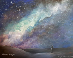 Wishes Happen. You just have to tell to the stars what you wish for.