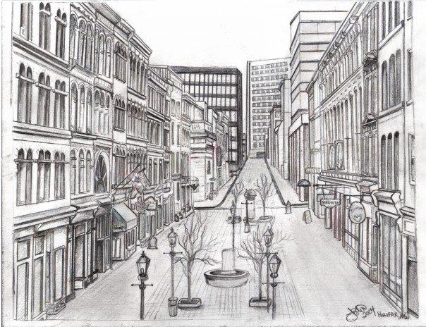 NSCAD - Granville Street