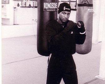 boxing kickboxing coach
