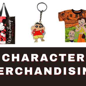 Character Merchandising & Its Tryst with IPR