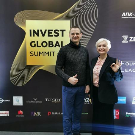 Invest Global Summit 2020