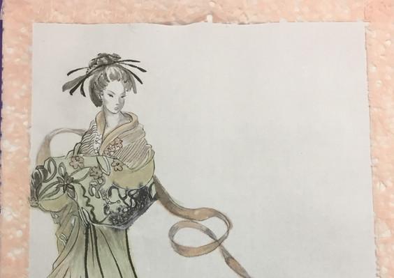 Geisha's Friend (2018-2019)
