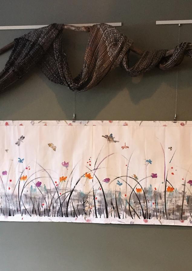Breezes & Gray Weaving (2019)