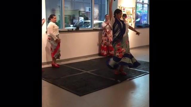 Healing Fibers 2019 Flamenco Dancers.mp4