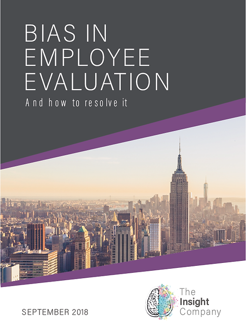 Bias in Employee Evaluation