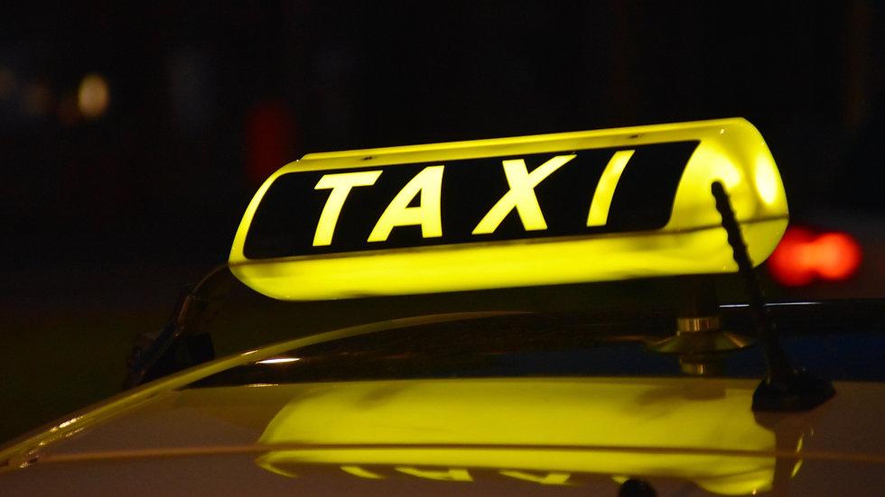 Taxi Fahrstunden