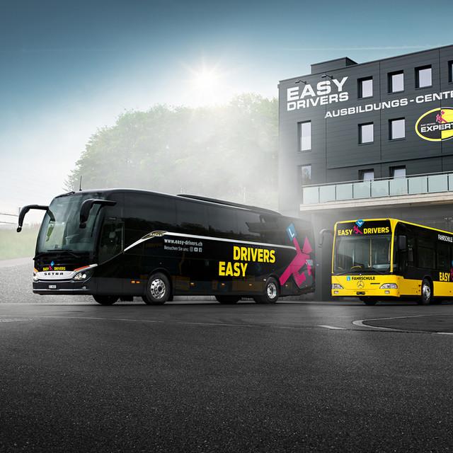 Bus / Reisecar Ausbildung