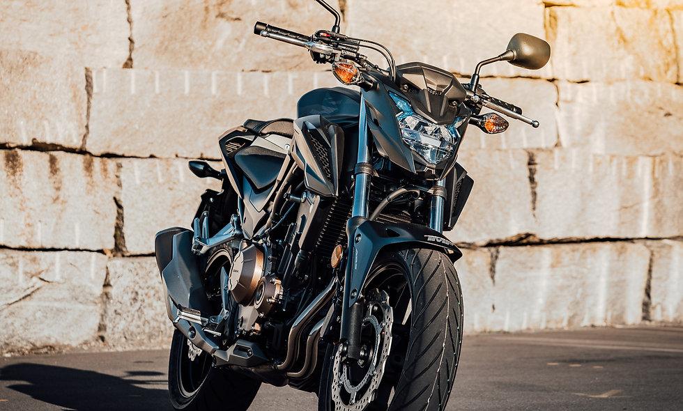 Motorrad-Miete Honda CB500F