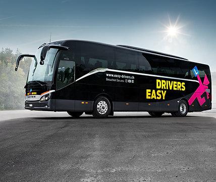 Bus / Reisecar Fahrstunden