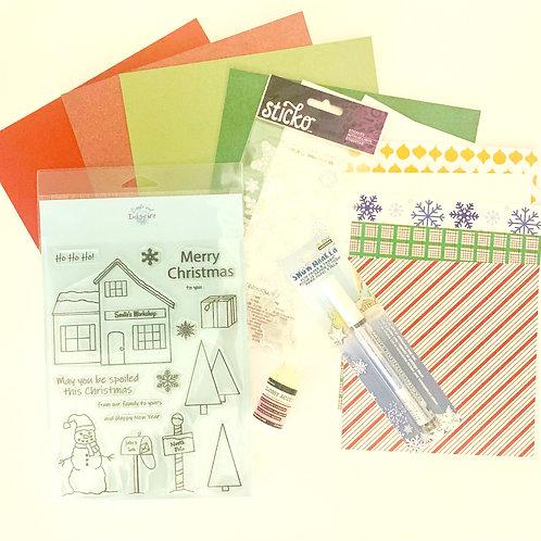 November 2020 Card Kit