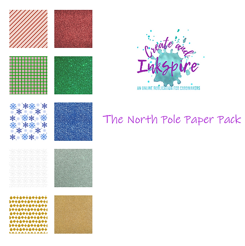 The North Pole Paper Pack