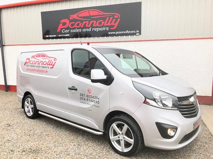P Connoly Cars Sales & Repairs