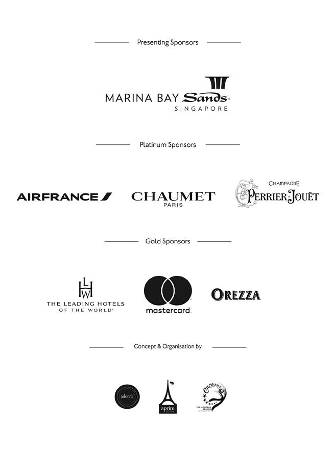 Sponsors Ball in Monaco 2016