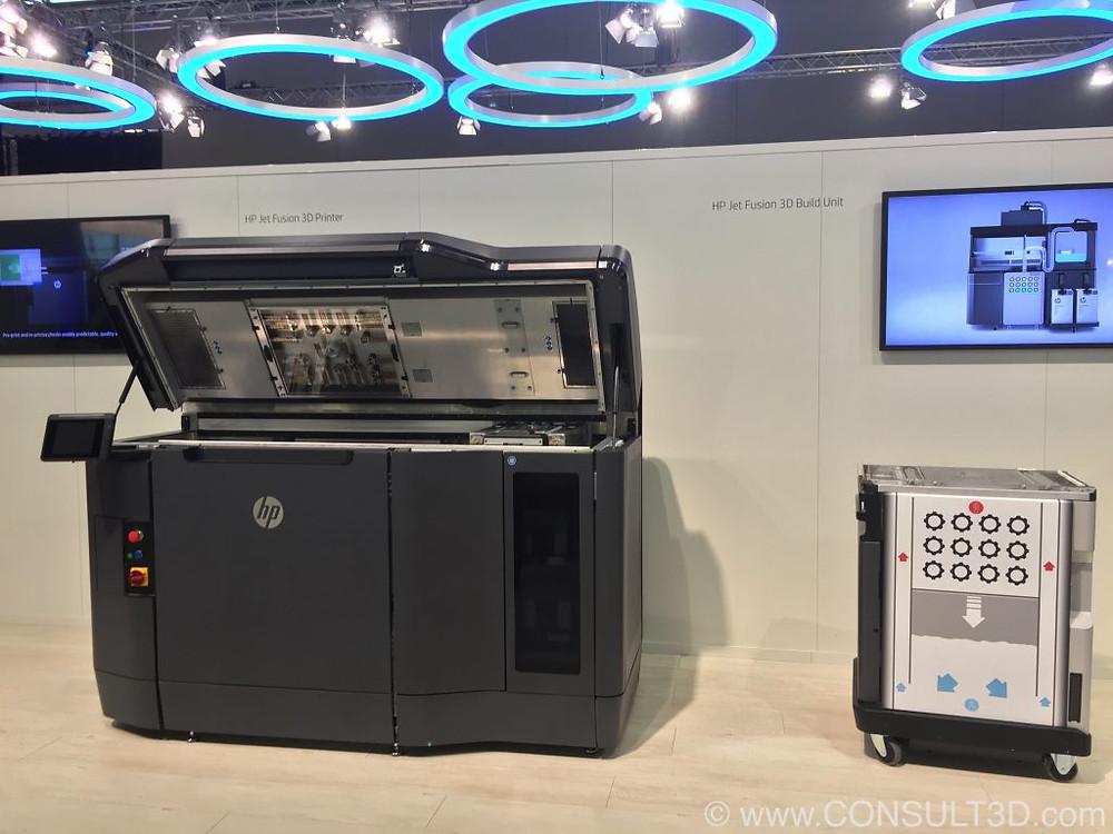 HP Jet Fusion 3D ™