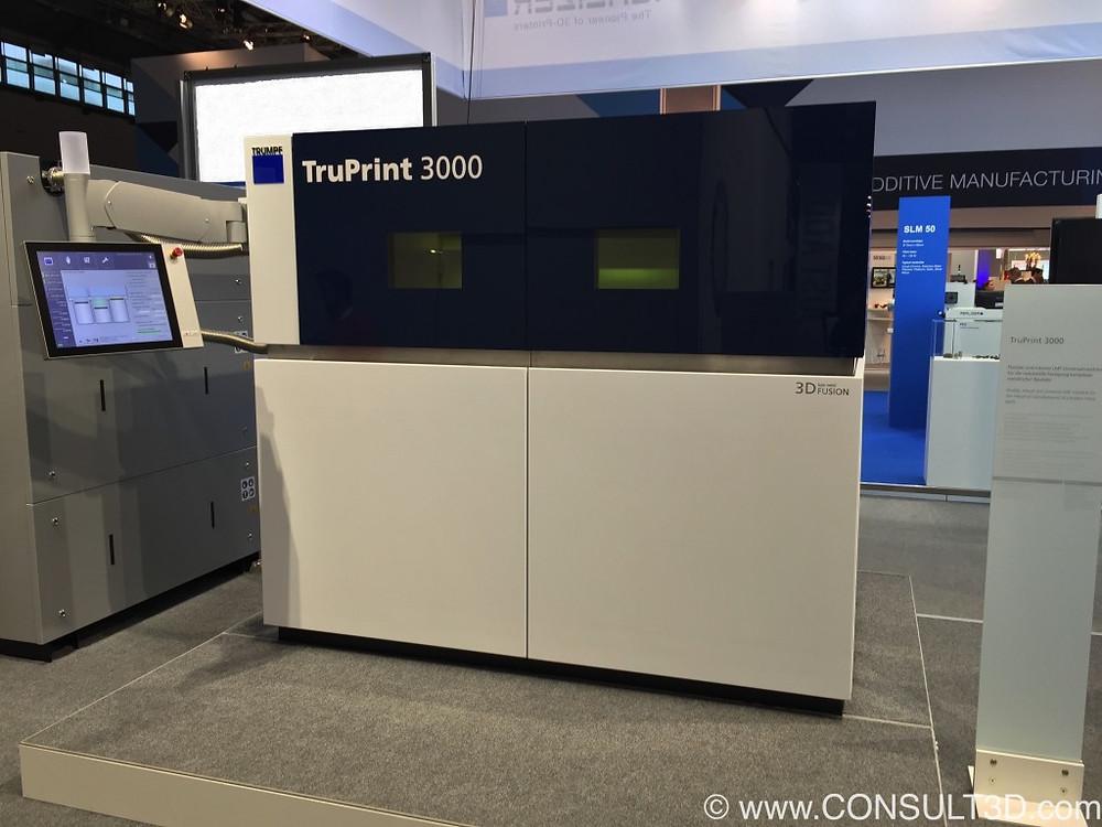 TRUMPF TruPrint 3000
