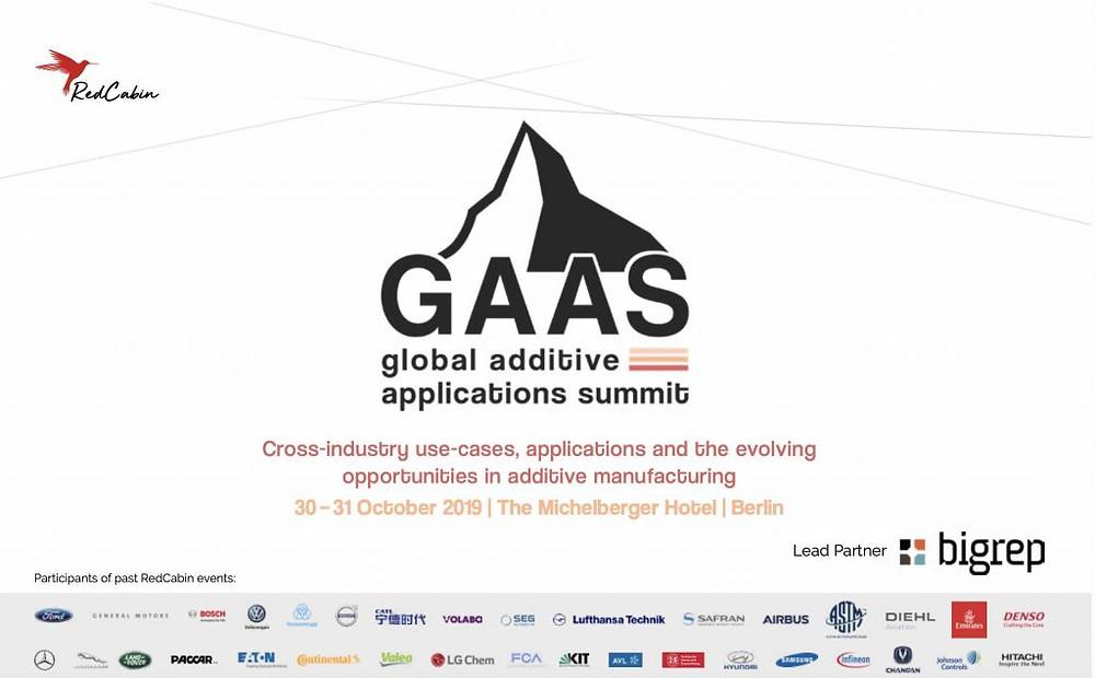 Global Additive Application Summit