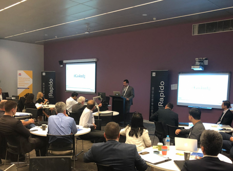 'Advanced Manufacturing in 2019 and access to capital' an AMGC-Event at the University o