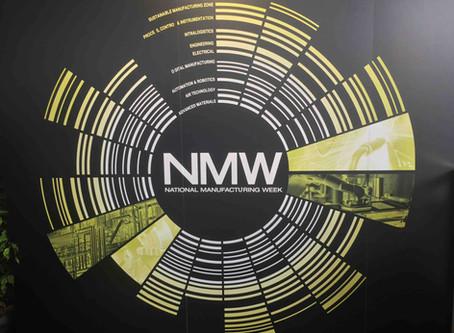 National Manufacturing Week / Inside 3D Printing 2017 [Melbourne | Australia]