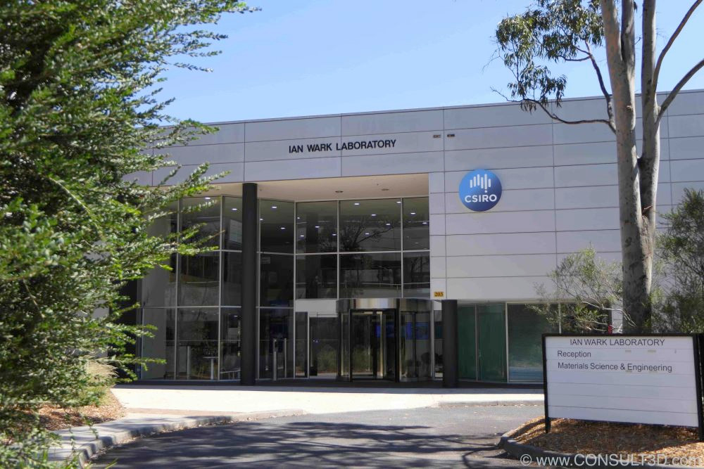 CSIRO Clayton facility