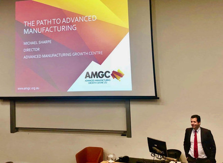 The Path to Advanced Manufacturing – Symposium by AMGC at UNSW