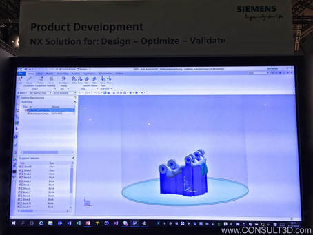 FORMNEXT 2016 DAY 4 _ What is news in software for Additive Manufacturing?