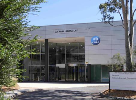Visiting CSIRO Lab22