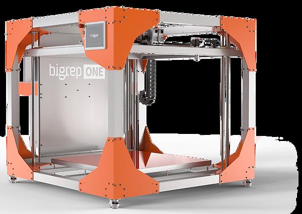 BigRep ONE LARGE FORMAT 3D PRINTER