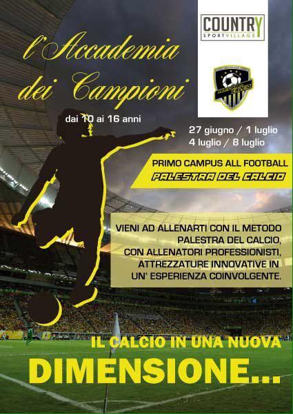 Campus Palestra del Calcio
