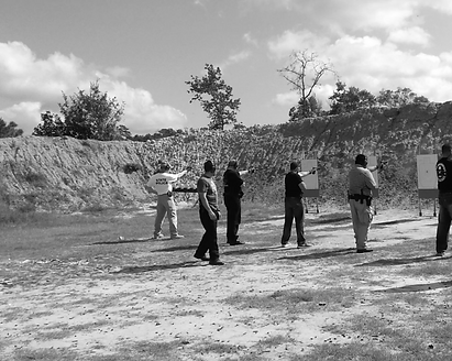 Tactical Handgun Training I
