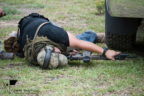 Tactical Carbine Course Firearms Training
