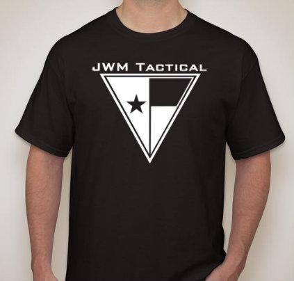 JWM Tactical Texas Logo T-Shirt (multiple colors)