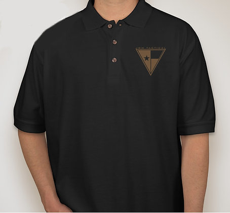 JWM Tactical Performance Polo Texas (black only)