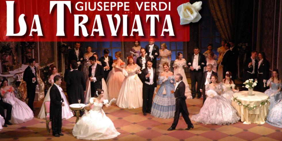 Exploring Similar Dramatic Scenes in Film, Opera & Ballet (1)
