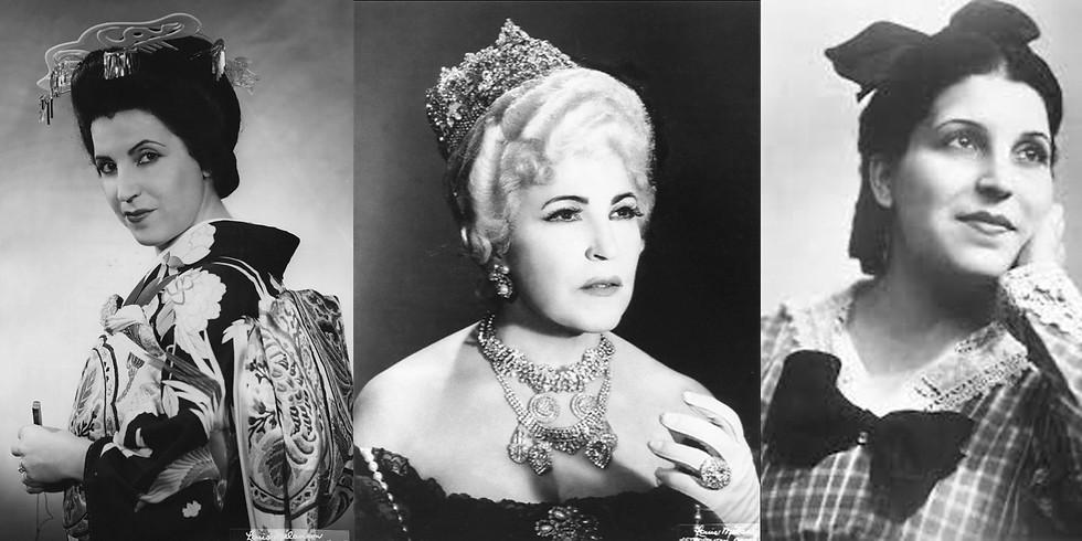 Tribute to Opera Legend Licia Albanese