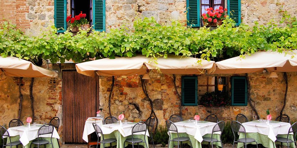 Un pomeriggio in Italia