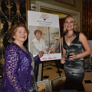 Joan Del Giudic, Maria Natale, Poster Violetta DuPont