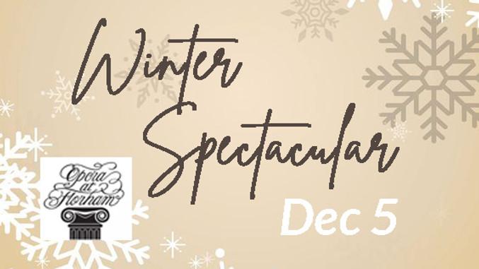 Winter Spectacular