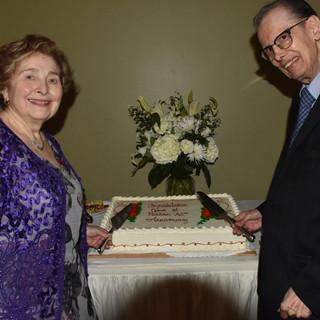 Joan DelGiudice and Steve DeMaio