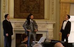 Schlick, Inoue, Ciuffitelli Opera at Florham 2018