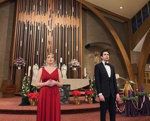 Maria Natale Matthew Ciuffitelli at Opera at Florham