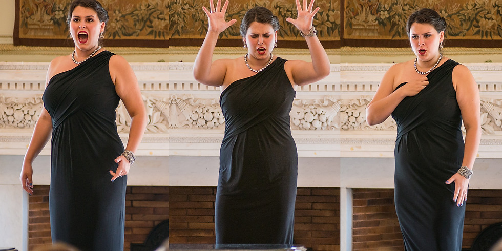 Dramatic Voices in Opera