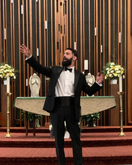 tenor Matthew DeMarco at Opera at Florham