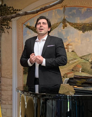 Frederick Schlick at Opera at Florham