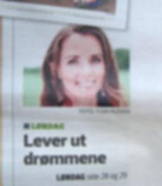 Ida Skjlbaken avis